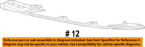 68155070AD,Dodge CHRYSLER OEM Dart Front Bumper-Splash Shield Under Engine Cover