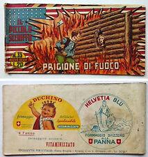 Striscia IL PICCOLO SCERIFFO IIª Serie N 33 TORELLI 1952