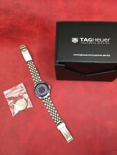 VINTAGE TAG HEUER F1 FORMULA 1 LADIES WATCH WA1410 SERVICED CLEANED + WARRANTY