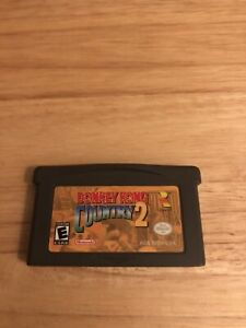 Donkey-Kong-Country-2-Nintendo-Gameboy-Advance-GBA-Cart-Only-GREAT-Shape