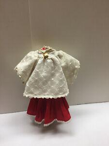 Vintage-Doll-Clothes-Choir-Boy-or-Girl-doll-dress-for-16-034-tall-doll