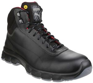 Puma Safety da uomo Nero Athletic sicurezza Boot VARIE MISURE Pioneer met