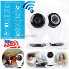 US WiFi Wireless 720P HD P2P IP Camera CCTV Home Security Night Vision Network
