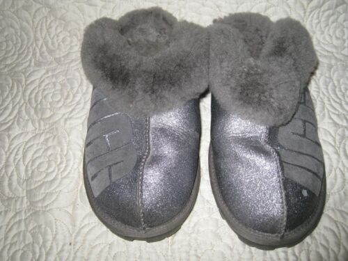 UGG  Coquette Slip On Slippers SIZE 10