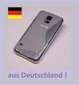 Samsung Galaxy S5 , S-Line Hülle Case Schutzhülle transparent , neu (D3T) - Sprockhövel, Deutschland - Samsung Galaxy S5 , S-Line Hülle Case Schutzhülle transparent , neu (D3T) - Sprockhövel, Deutschland