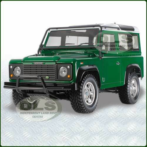 Remote Control Land Rover Defender 90 by Tamiya remote not included (DA1626)