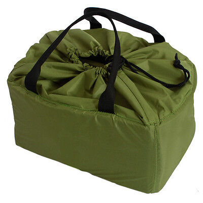 Waterproof DSLR SLR Camera Insert Padded Partition Camera Lens Bag Cover Case