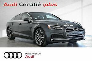 2018 Audi A5 Progressiv