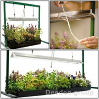 Plant Grow Light System Indoor Garden Seed Vegetable Flowers Growing Green House