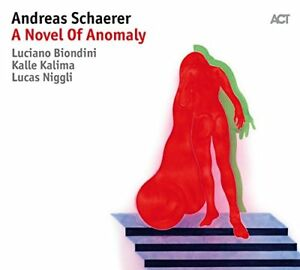 Andreas-Schaerer-A-Novel-Of-Anomaly-CD