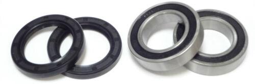 Suzuki LT-Z400 LTZ400Z Quadsport Front Wheel Bearings Seal 2003-2014