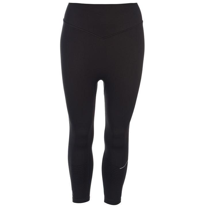 Salomon mover Mid Calzas Damas Negro Gimnasio Deporte Capri Pantalones  Uk 14 (L)  38  punto de venta