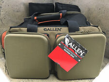 Item 2 New Allen Eliminator Rangemaster Range Bag 8305 Pistol Rug Rigid Bottom