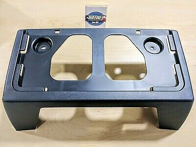 New License Plate Bracket Front For GMC Canyon 2015-2017 GM1068169 Fits 22891636