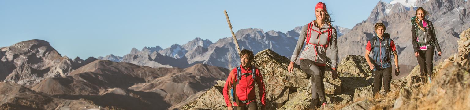 Kletterbedarf und -kleidung bis 50% reduziert