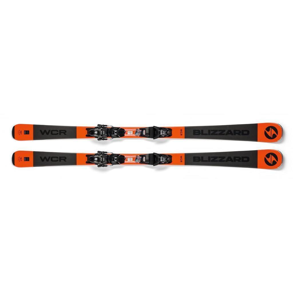 Blizzard WCR +TLT 10 Demo Slalom Race Carver Ski Set 153 160 167 174  2019