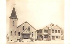 RPPC-Church-of-the-Nativity-Los-Angeles-California-ca-1930s-Vintage-Postcard