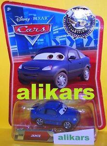 F-JAMIE-148-Final-Lap-Collection-Disney-Pixar-Cars-Autos-Mattel-new