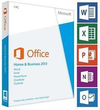Microsoft Office Home Business 2013 ESD Excel Word Outlook deutscher Händler
