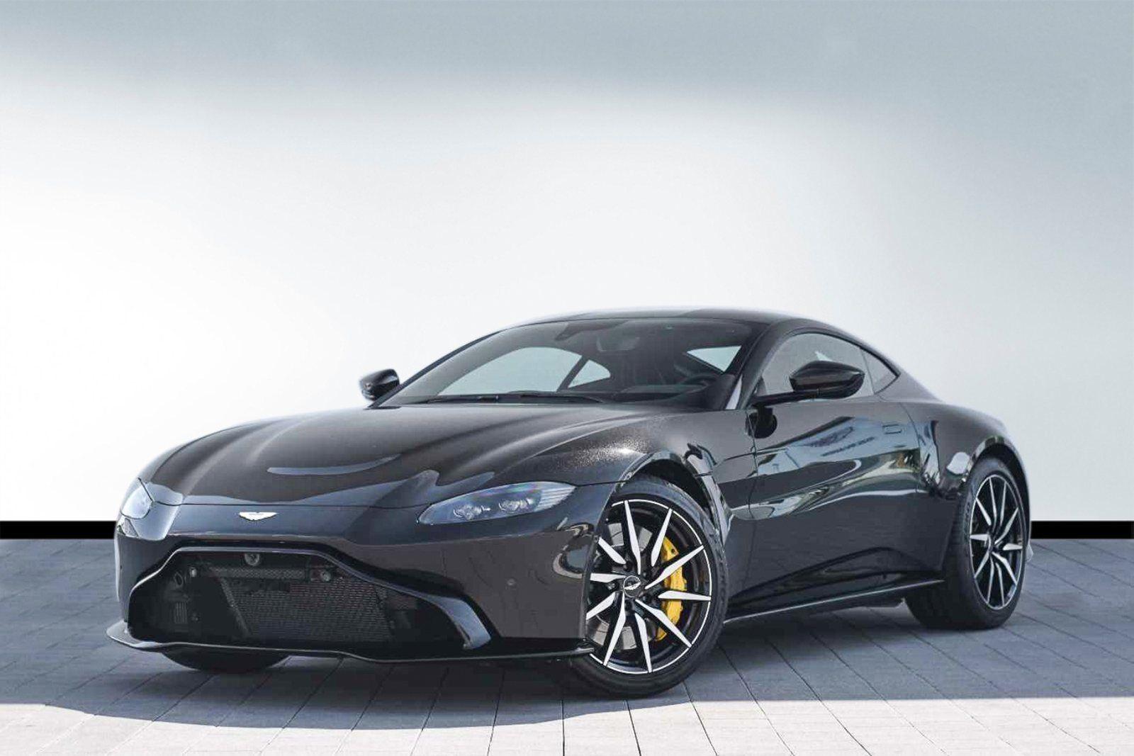 Aston Martin Vantage 4,0 Coupé aut. 2d