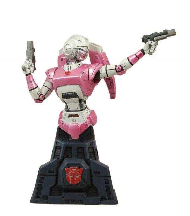 Transformers G1 Arcee Bust - Diamond Select