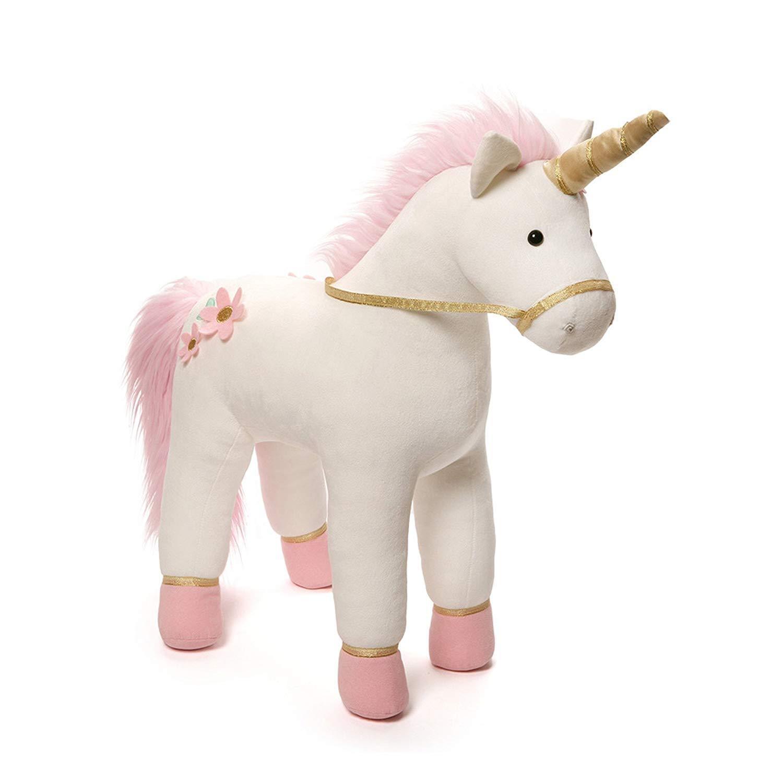 Jumbo Jumbo Jumbo Lillypink 23  Plush Stuffed Unicorn by Gund ea2fea