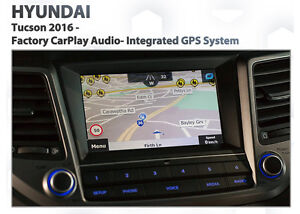 Details about Hyundai Tucson 2016+ Built-in GPS mobile Free Navigation  latest Map Upgrade Kit