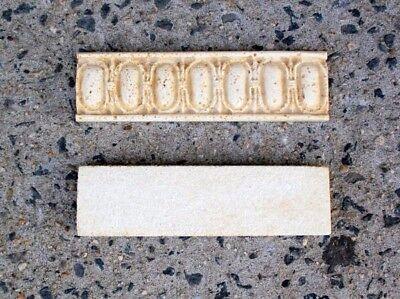 Antique Beige Travertine Listello