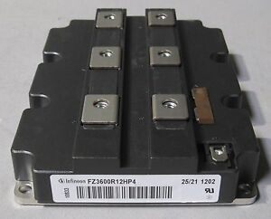 Details about 1200V 3600A Huge High Power IGBT Transistor, Infineon  FZ3600R12HP4, NEW IN BOX
