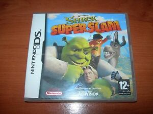 SHREK-SUPER-SLAM-DS-PAL-ESPANA-PRECINTADO
