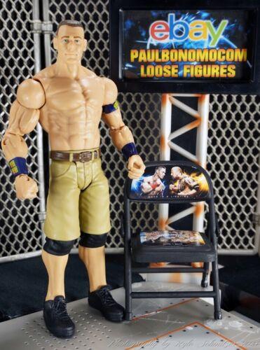 WWE AEW ROH WCW ECW série MATTEL 29 John Cena