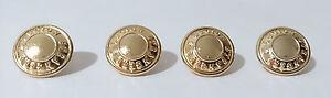 Lot-de-4-boutons-Legion-Etrangere-1-7-cm-de-diametre