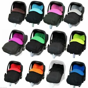 000fd87f133399 Universal Car Seat Footmuff/cosy Toes Hauck Newborn Carseat Baby Boy ...