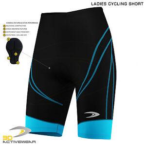Womens-Padded-Cycling-Shorts-Bike-Knicks-Bicycling-Riding-Shorts-With-Padding