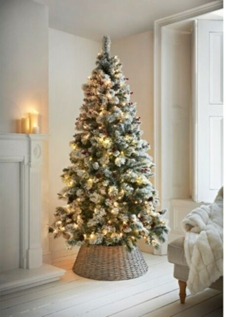 Copenhagen Pre Lit Christmas Tree 7ft Your Home To Life Over The Festive Period