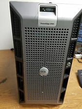 DELL POWEREDGE 2900 QUAD CORE SERVER  300GB 4GB Dual power supply WINDOWS 2003