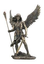 Archangel Angel Statue St Saint Sariel Suriel Healing and Protection  #WU76061A4