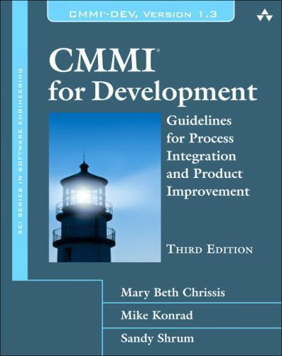 CMMI for Services: Guidelines for Superior Service (SEI Series in Software Engineering)