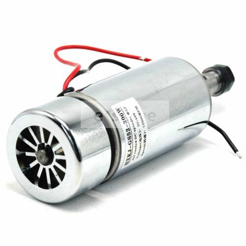 DC Spindelmotor 400W 12000R CNC Graveur 12V-48V Cutter Marker