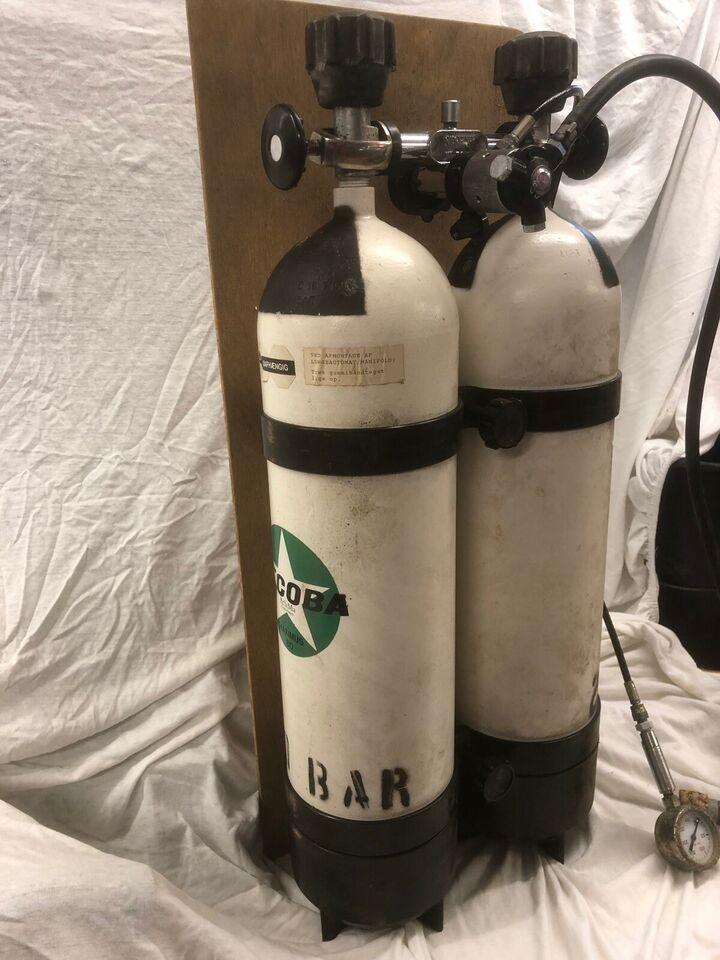 Røgdykker udstyr, Secoba