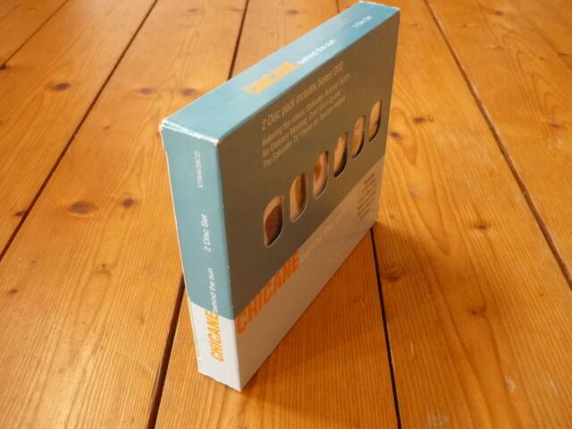 Chicane – Behind The Sun / CD+DVD BOX  Xtravaganza Recordings 2003