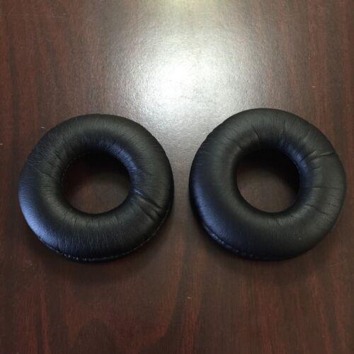 Pioneer DJ HC-EP0201 Leather Ear Pads for HDJ-C70 DJ Headphones Used Pair