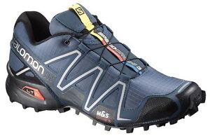 Details zu SALOMON Speedcross 3 Herren Laufschuhe Größe wählbar, L 379094 NEUWARE!