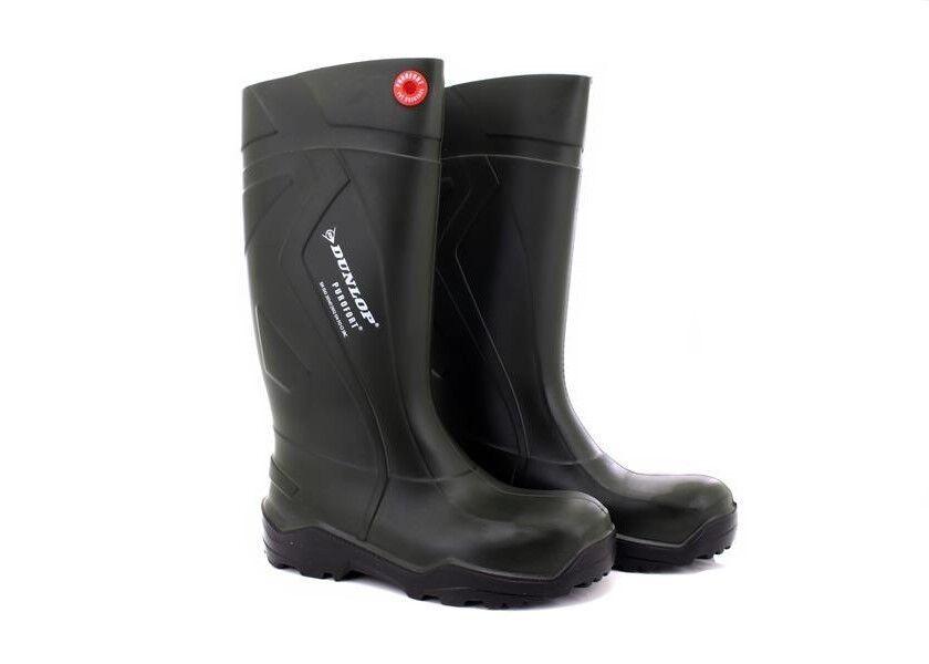 Dunlop Purofort W178 profesional calidad superior durable Wellingtons