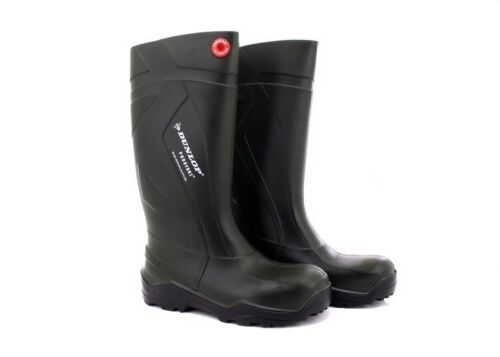 W178 Professional Durable Purofort Wellingtons Quality Top Dunlop 4q5SO