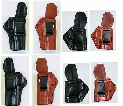 Concealed Carry Gun Holster Ruger 1911 Leather Inside The Pants Tagua
