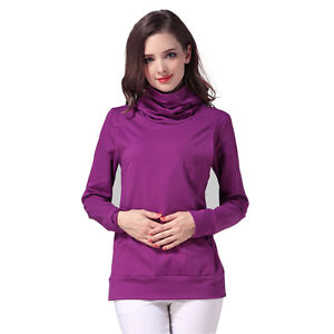 a3a7aa626 Maternity T-shirts Nursing Tops Breastfeeding Clothes Winter ...