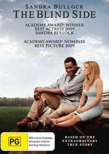 1 of 1 - The Blind Side (DVD, 2010)