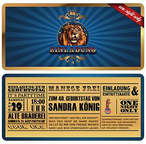 Zirkus-Einladung-als-Eintrittskarte-zum-Geburtstag-im-Vintage-Retro-Stil