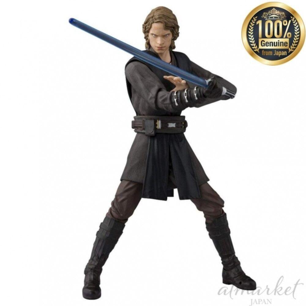 Figura de Estrella Wars S. H. Figuarts Anakin Skywalker la Venganza los Sith Japón